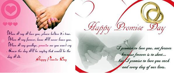 Happy Promise Day Images, HD Wallpapers, Messages, Quotes, Wishes, Cards,  MSG