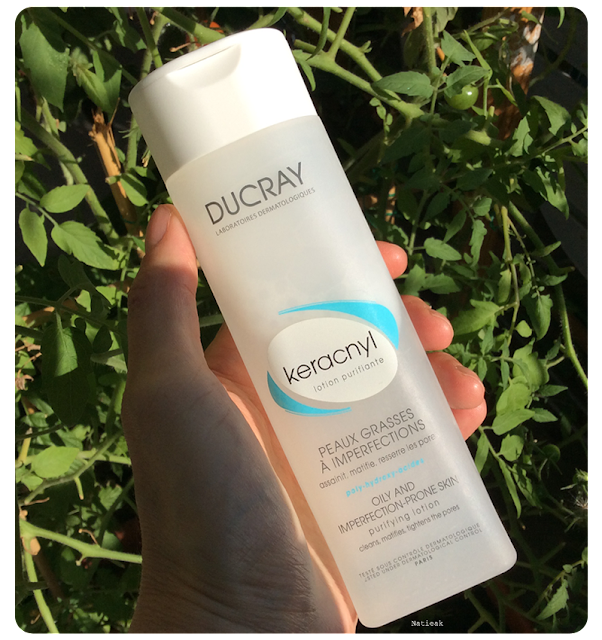 lotion purifiante Ducray