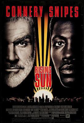 Sinopsis film Rising Sun (1993)