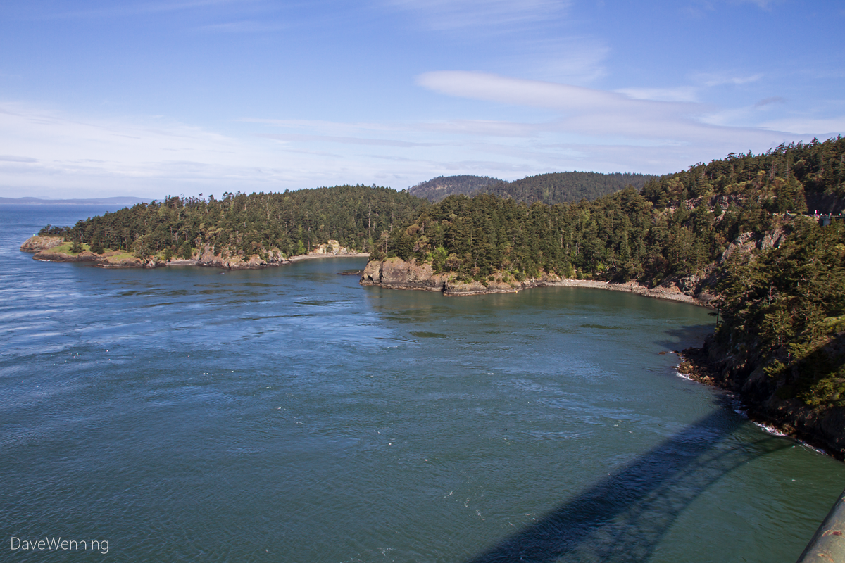 Lighthouse Point and Lotte Point Deception Pass State Park