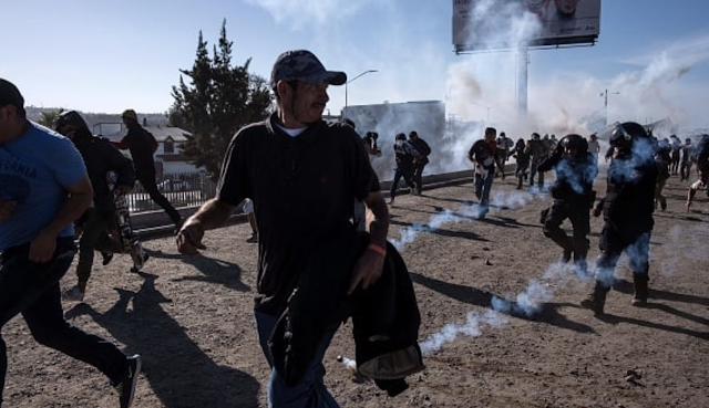 Under Obama Admin, Border Patrol Used Pepper Spray or Tear Gas More than 500 Times