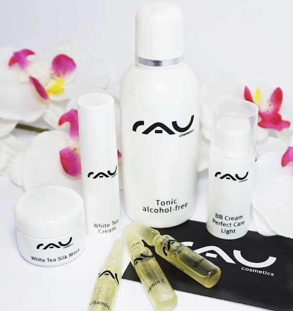 RAU Cosmetics Beauty, Beautyblog,