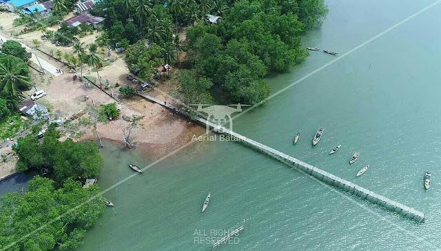 081210999347 Harga Promosi Sewa Rental Jasa Foto dan Video Udara Drone Aerial Batam Desa Wisata Terih Pasar Mangrove