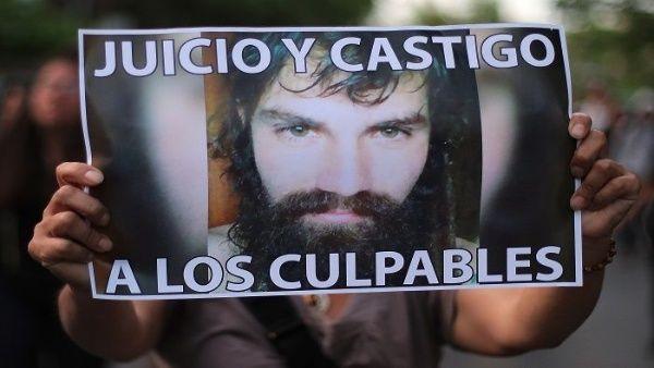 Denuncian ocultación de pruebas en el caso Santiago Maldonado