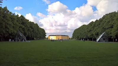 Søndermarken Park and Frederiksberg Have.