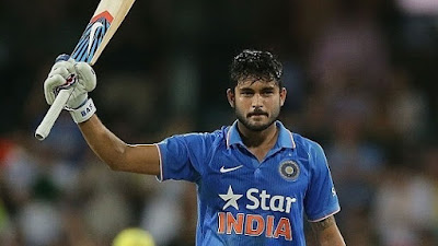 Manish Pandey Biography, Age, Height, Weight