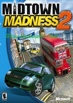 Midtown Madness 2 Game Cover