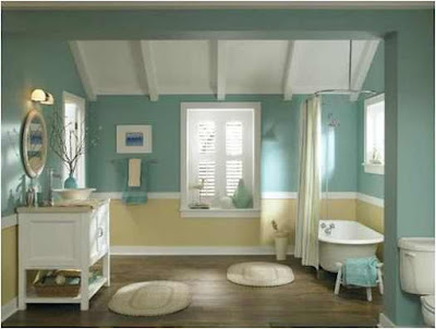 Bathroom Paint Color  Home Depot
