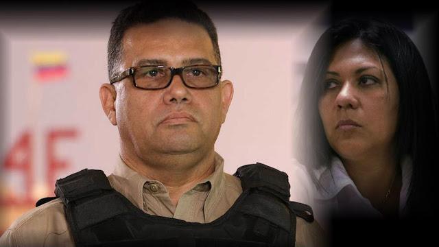 Gustavo González López (SEBIN) detenido por el régimen de maduro
