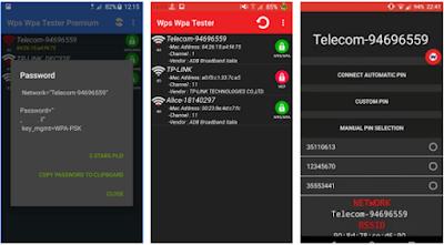 Wps Wpa Tester Premium v3.2.5.1 Apk Terbaru