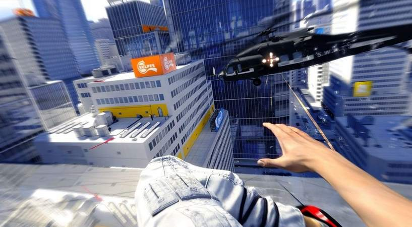 Mirrors Edge pc full español