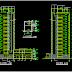 مشروع عمارة سكنية 10 طوابق مع محلات تجارية اتوكاد dwg