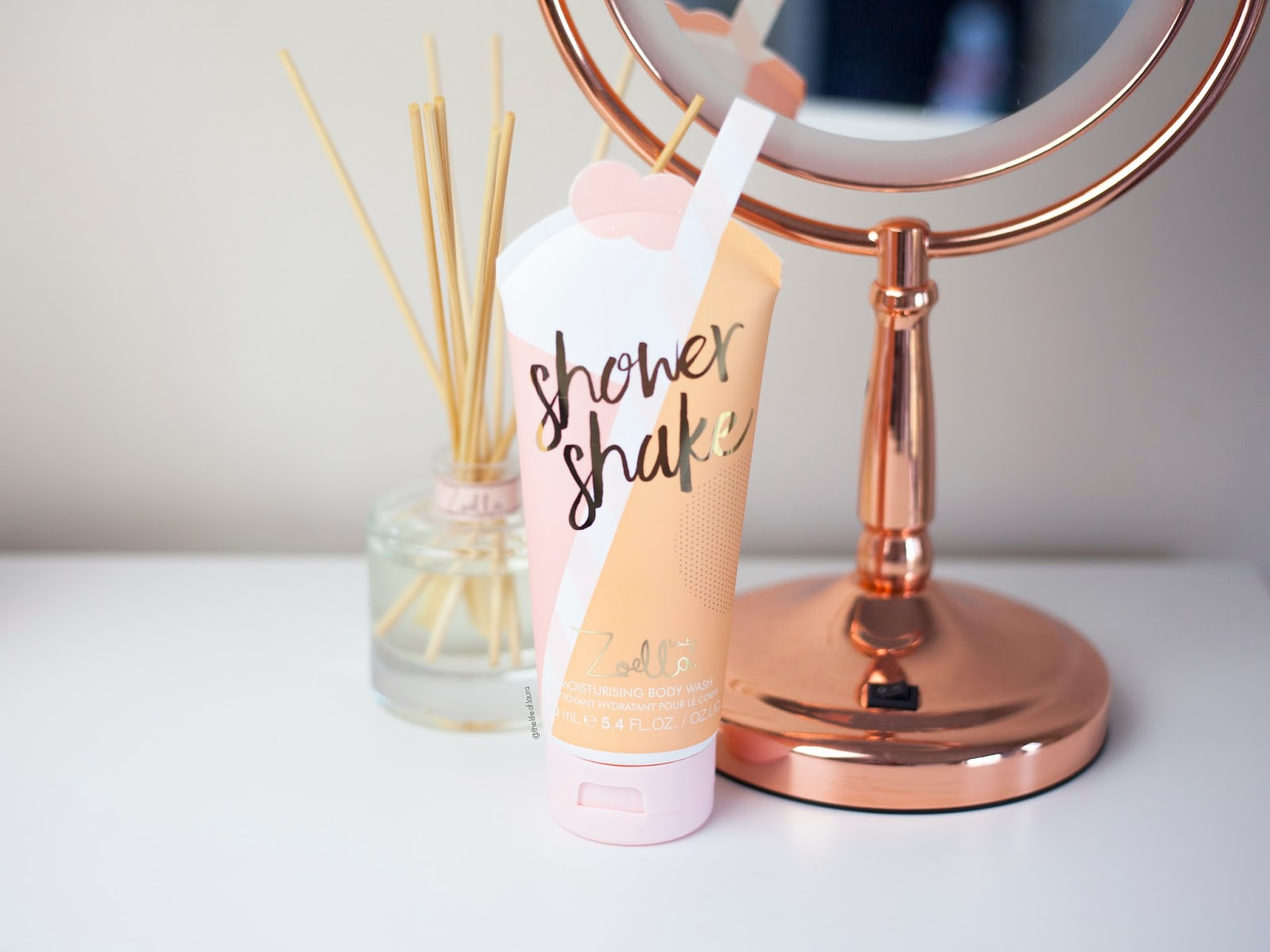 Zoella Jelly and Gelato Shower Shake