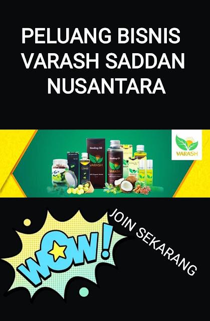 Peluang Bisnis Varash Saddan Nusantara