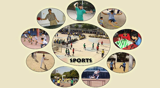 Importance of Games and Sports - Complete Essay