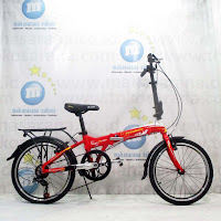 20 element platinum aloi folding bike