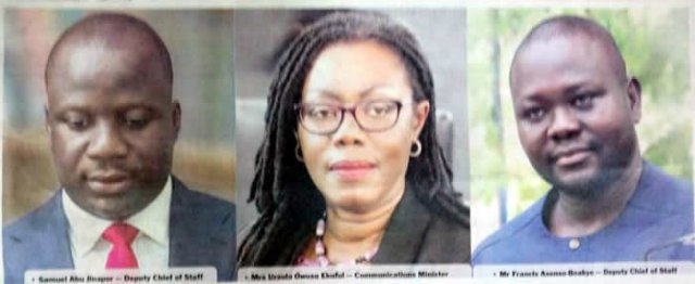 CID probes 3 gov't appointees over bribery allegations