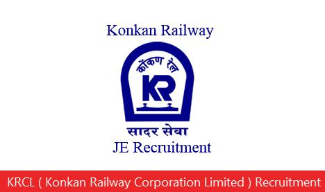 KRCL ( Konkan Railway Corporation Limited ) Recruitment