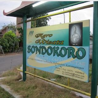 Tiket Masuk Dan Wahana Agrowisata Sondokoro Solo