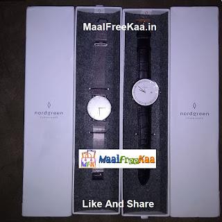 Free Nordgreen Watch USA