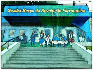 Escadaria e Mirante da Rua 14 de Outubro, Guaíba