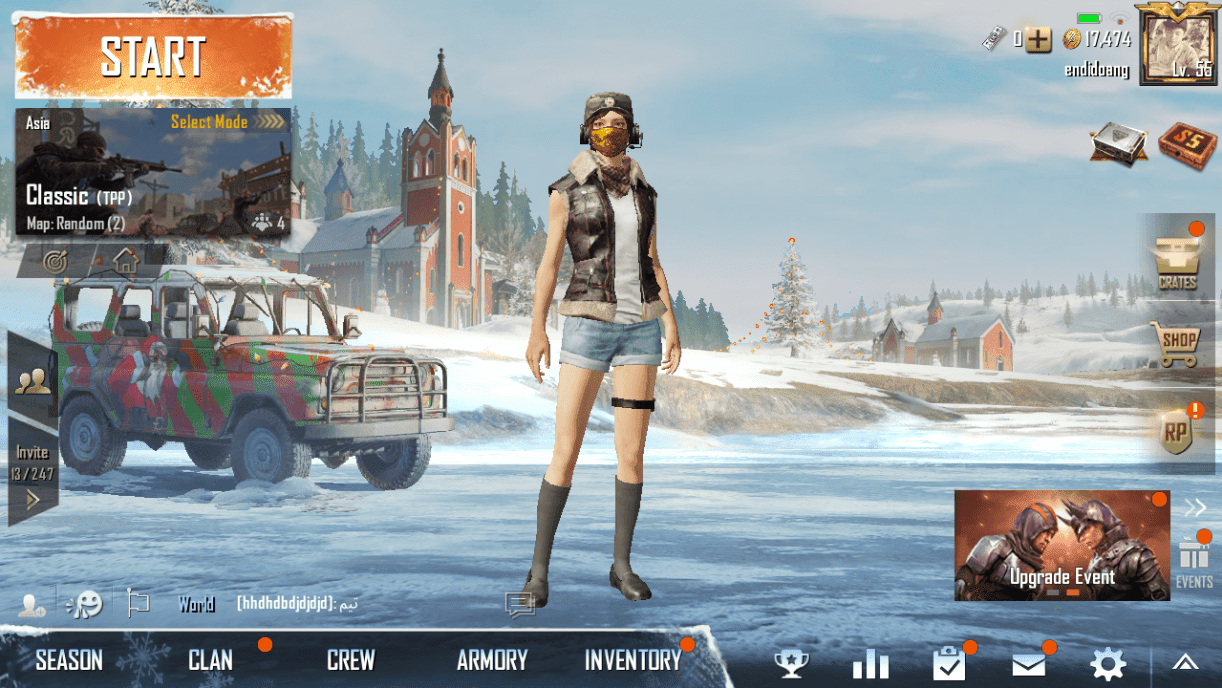 How to Log Out and Change PUBG Mobile Accounts - Gamers Rise up