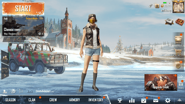 Changing Facebook Account : PUBGMobile