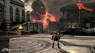 Gambar terkait dari game God of War 3