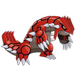 groundon pokemon