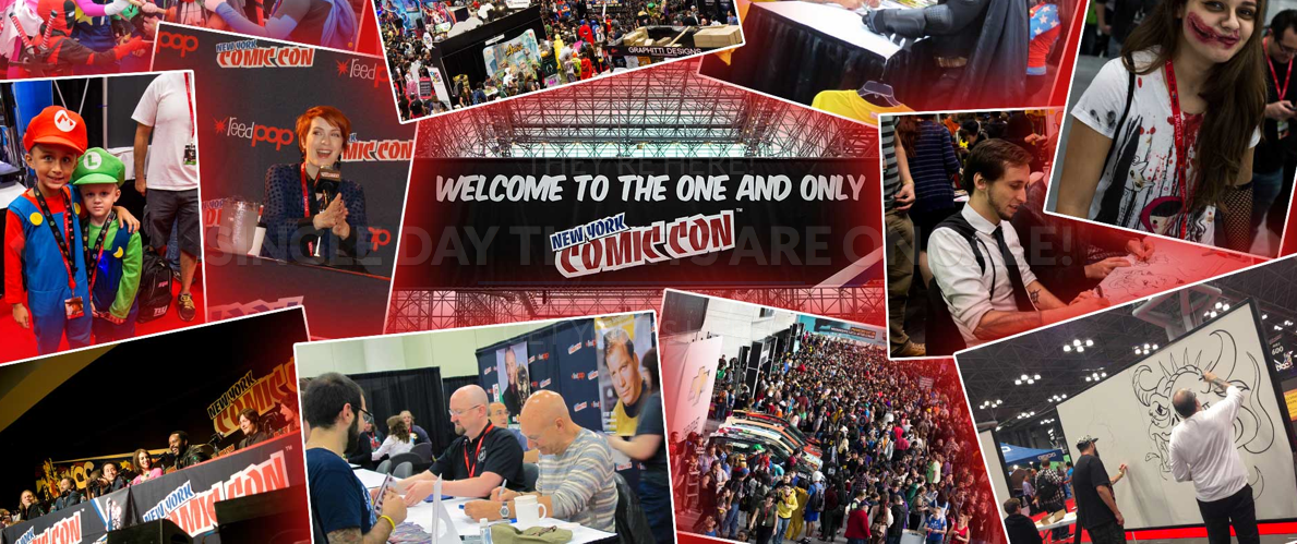 Error pages frustrates NYCC-hopefulls as tickets quickly sell out