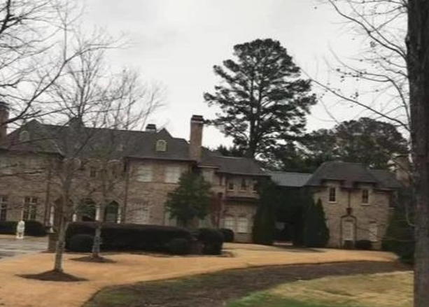 r kelly mansions atlanta photos