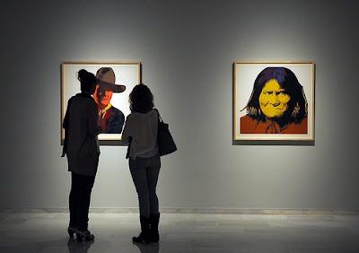 Andy Warhol Superstar en Valencia 3