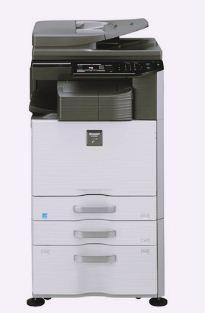 Sharp DX-C400FX Printer PCL6 PS Drivers (2019)