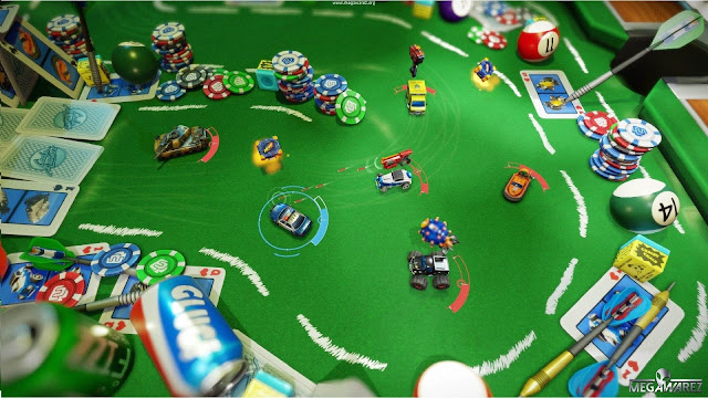 Micro Machines World Series PC imagenes