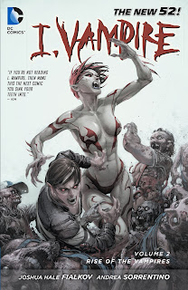 I, Vampire Vol. 2: Rise of the Vampires
