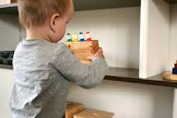 Putting toys on a shelf improves eye-hand coordination