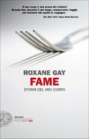 copertina Fame di Roxane Gay