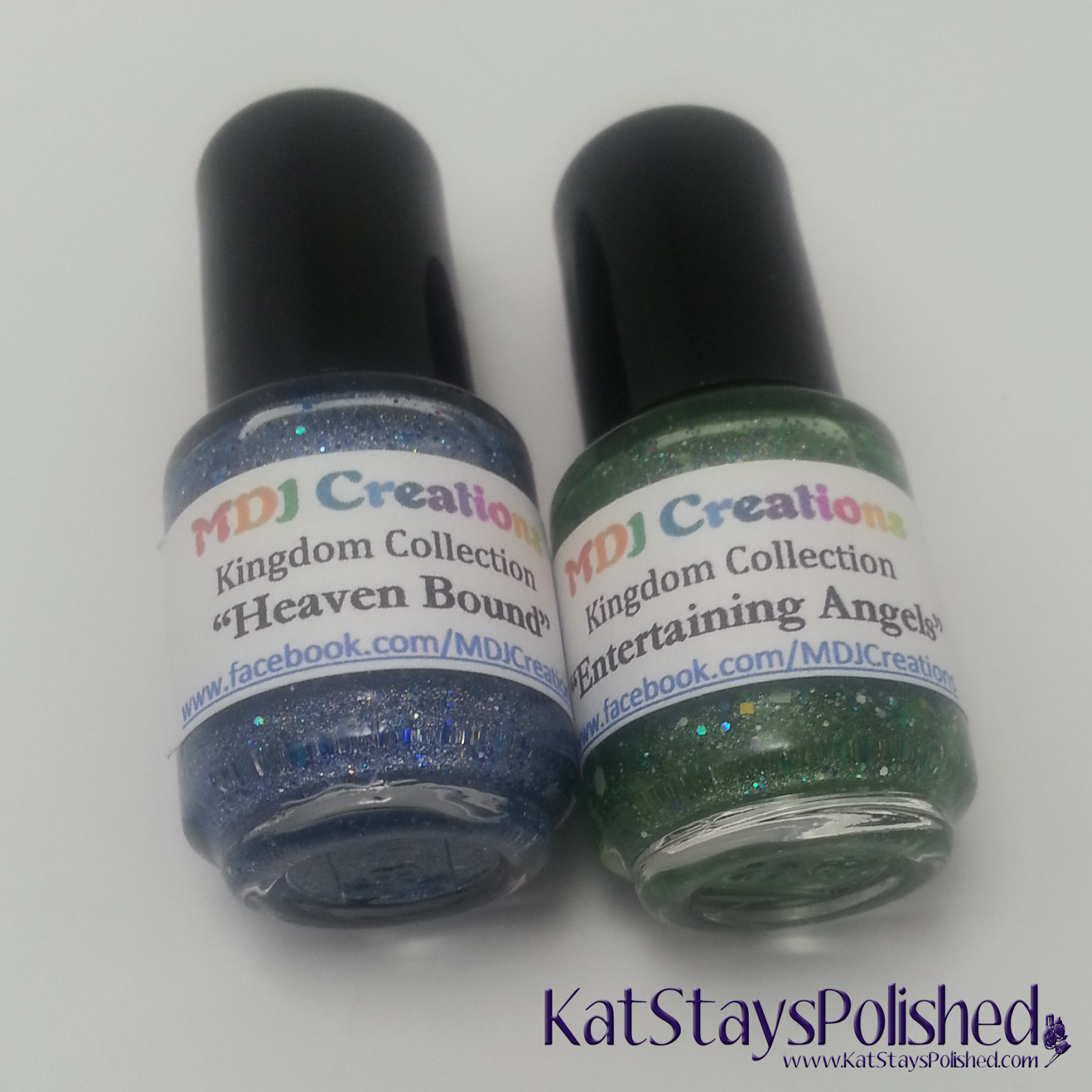 MDJ Creations - Kingdom Collection | Kat Stays Polished