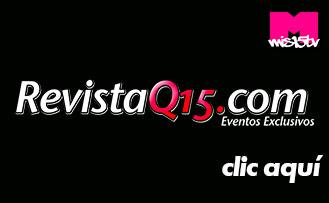 Serás portada de RevistaQ15.com | Exclusiva de Mis15tv