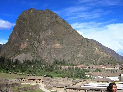 Ollantaytambo, Perú, La vuelta al mundo de Asun y Ricardo, round the world, mundoporlibre.com