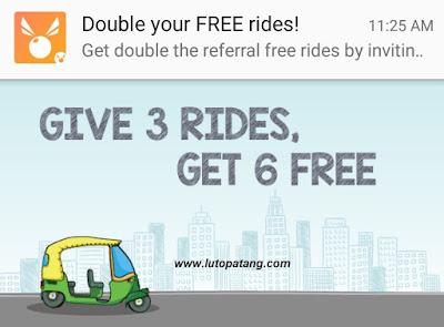 Give 3 Rides Get 6 Free,Jugnoo Autos,chalo Jugnoo Se