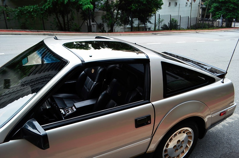 RARE CAR'S : FORSALE Datsun 300ZX Turbo 50th Anniversary ...