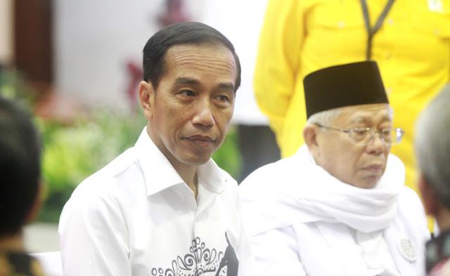 Pengamat: Melemahnya Rupiah akan Menggerus Suara Jokowi - Ma'ruf