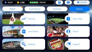 تحميل لعبة PES 2018 الرسمية للأندرويد باتش أرسنال / Download PES 18 Patch Arsenal Android