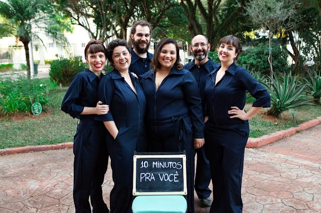 """""""10 Minutos para você: Uma performance afetiva"""" participa do  12º Litoral Encena neste feriado"""