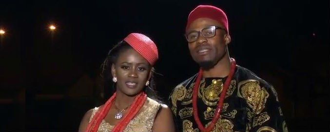 Woman nigerian african man south and Nigerian man