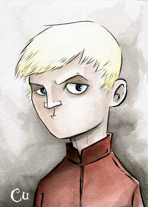 02-Game-of-Thrones-Joffrey-Baratheon-Chris-Uminga-Game-of-Thrones-Watercolours-www-designstack-co