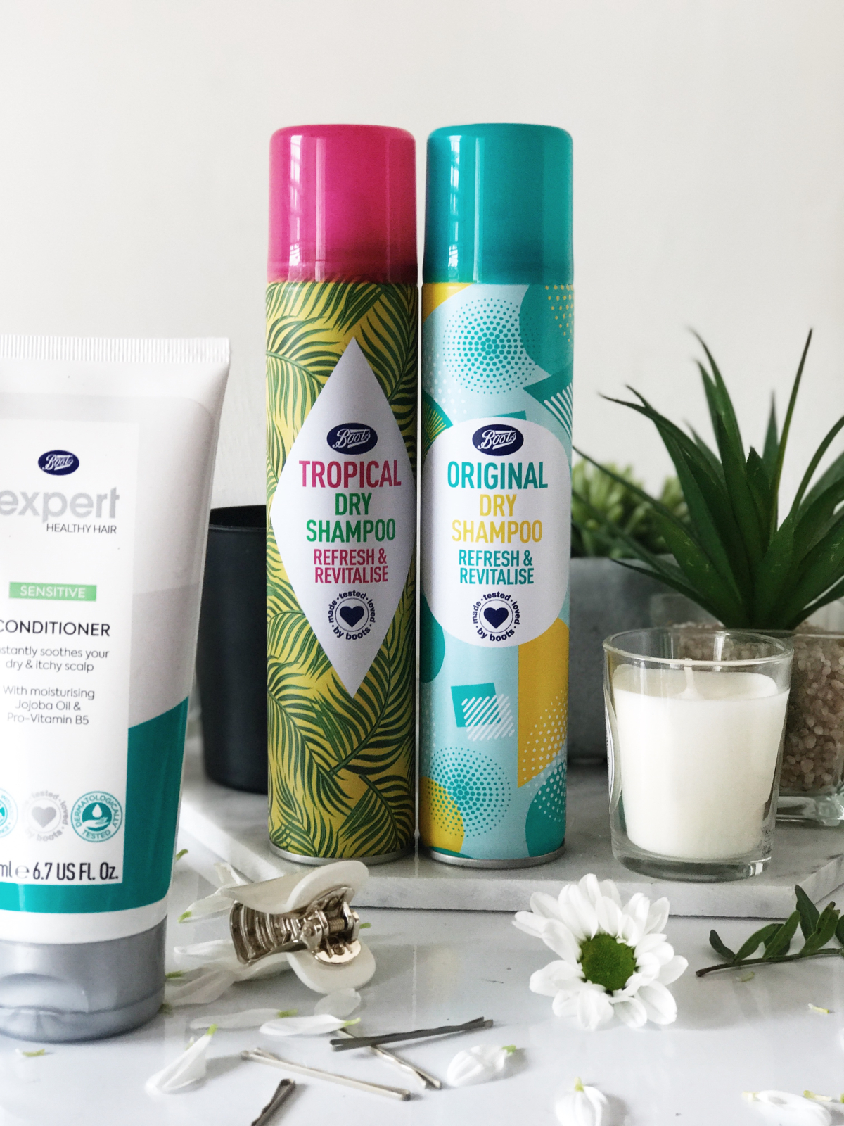 Boots Own Brand Haircare Review