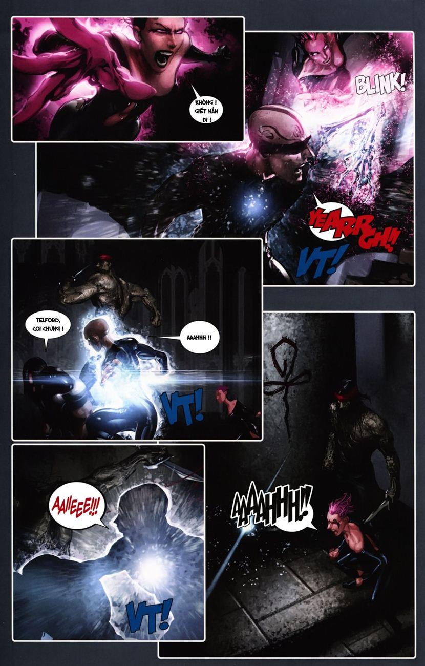 X-Men Necrosha chap 11 trang 19