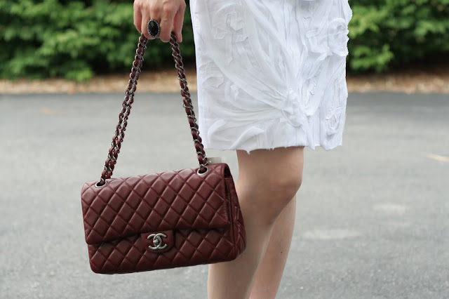 Vicky s Fashion Blog Sale  SOLD  NWT Chanel Lambskin Classic M L ... dd246299cceb